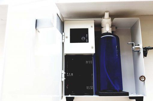 automatyczny odświeżacz powietrza, dyfuzor zapachów zimna dyfuzja, aromamarketing, marketing zapachowy, marketing sensoryczny, aroma design, scent marketing p