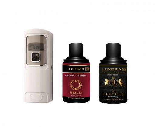 odświeżacz powietrza elegancki, luxoria, aroma design,